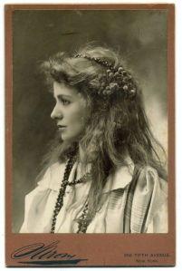 Maud Adams