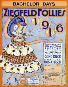 1916 Ziegfeld Follies